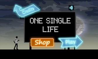 Screenshot of One Single Life
