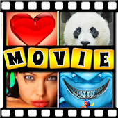 4 Pics 1 MOVIE Guess What Word