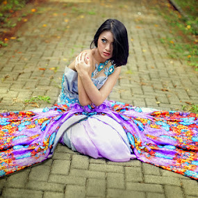 ^^ Dwi KF ^^ by Deki Jhow - People Portraits of Women