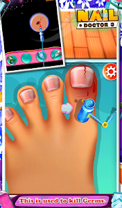 Nail Doctor 3 v3.0.0