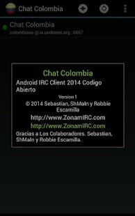 Chat Colombia- screenshot thumbnail
