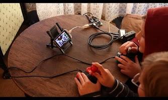 Screenshot of Gamepad IME
