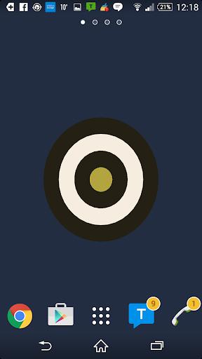 Orbs Castiel Live Wallpaper