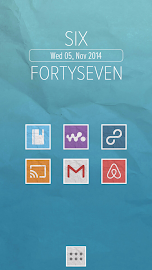 Paper - Icon Pack Screenshot 4