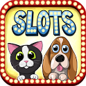 Cats vs Dogs Slots icon