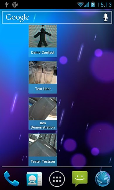 #1. Apparent Contacts (Android)