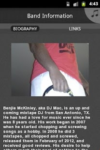DJ Mac - screenshot thumbnail