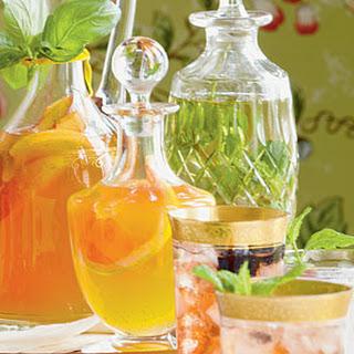 Grapefruit-Honey Syrup