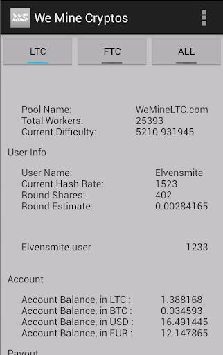 【免費工具App】WeMineCryptos-APP點子