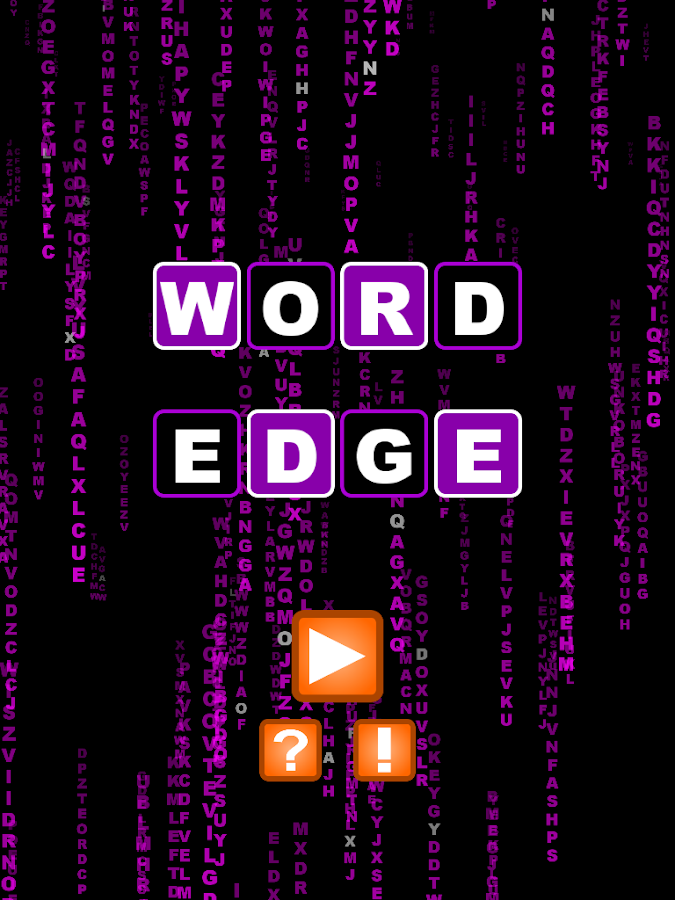 Word Edge- screenshot