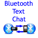 Bluetooth Chat App icon
