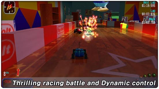 RE-VOLT Classic - 3D Racing - screenshot thumbnail