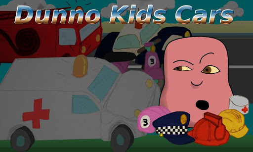Dunno Kids Cars