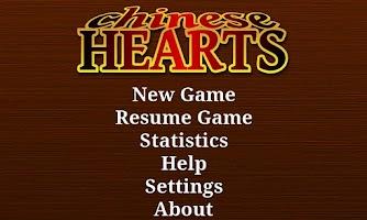Screenshot of Chinese Hearts