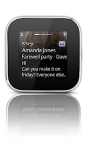 Email smart extension- screenshot thumbnail