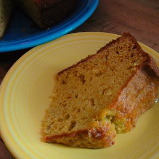 Bill Yosses' Orange-Glazed Olive Oil Cake with Fleur de Sel