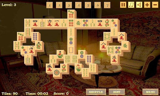 Mahjong 2- screenshot thumbnail