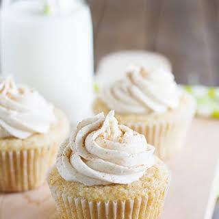 Chai Spiced Cupcakes.
