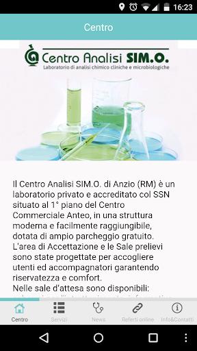 Centro Analisi SIM.O