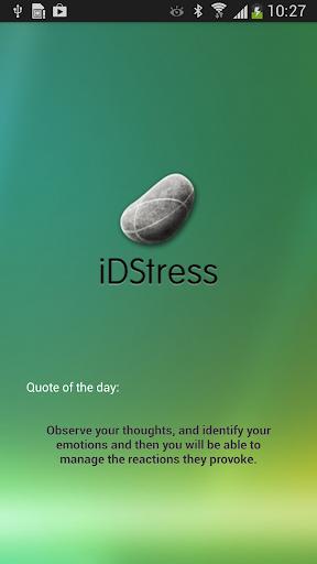 iDStress