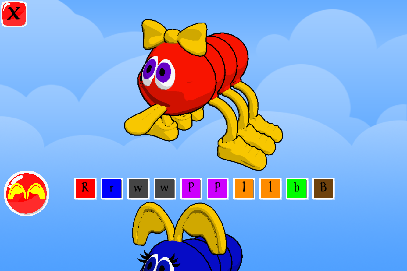 Cootie Genetics!- screenshot