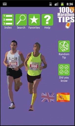 Marathon 1000 tips lite
