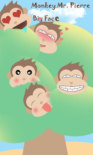 Coolsymbols表情包大脸猴皮埃尔先生|玩個人化App免費|玩APPs
