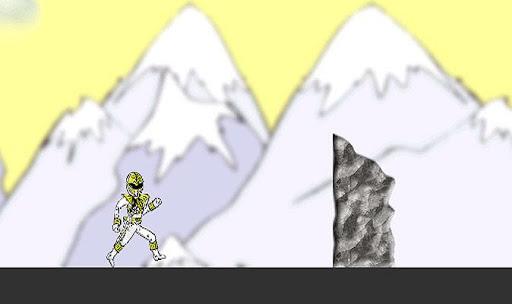 White Ranger Game