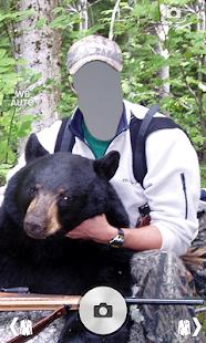 Good Hunting photo montage screenshot