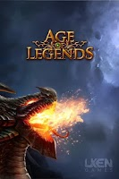 Screenshot of Age of Legends: Kingdoms RPG