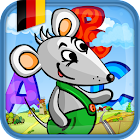 Mäuse Alphabet icon