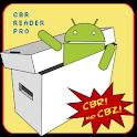 CBR Reader Pro logo