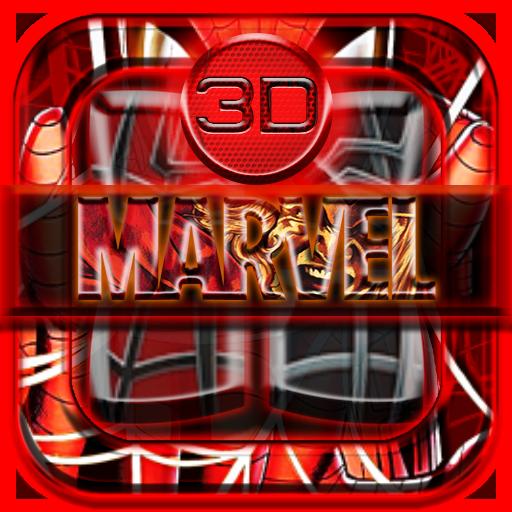Next Launcher 3D Theme MComic