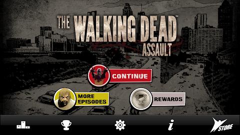 The Walking Dead: Assault Screenshot 1
