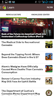 Leafly - screenshot thumbnail