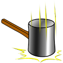 Hammer Strength Meter logo