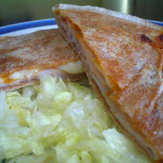 Pita Pocket Sandwich.