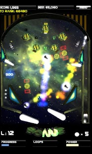 Hyperspace Pinball - screenshot thumbnail