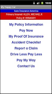 Auto Insurance America - screenshot thumbnail