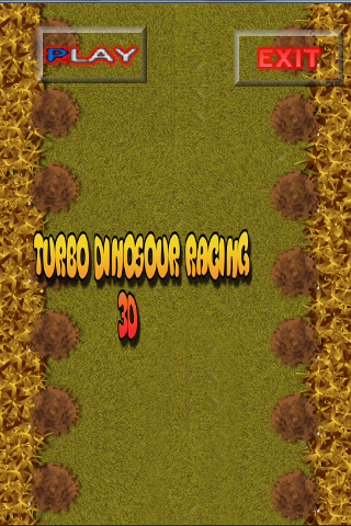 Turbo Dinosaur Racing 3D
