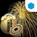 Fireworks Artist for GREE logo