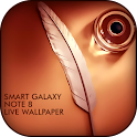 Smart Galaxy Note8 LWP icon