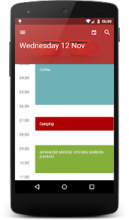 Today Calendar Pro Screenshot 5