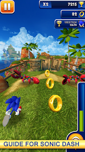 Sonic Dash Tips & Tricks - screenshot thumbnail