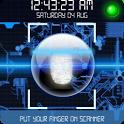 Real Fingerprint Scanner Lock icon