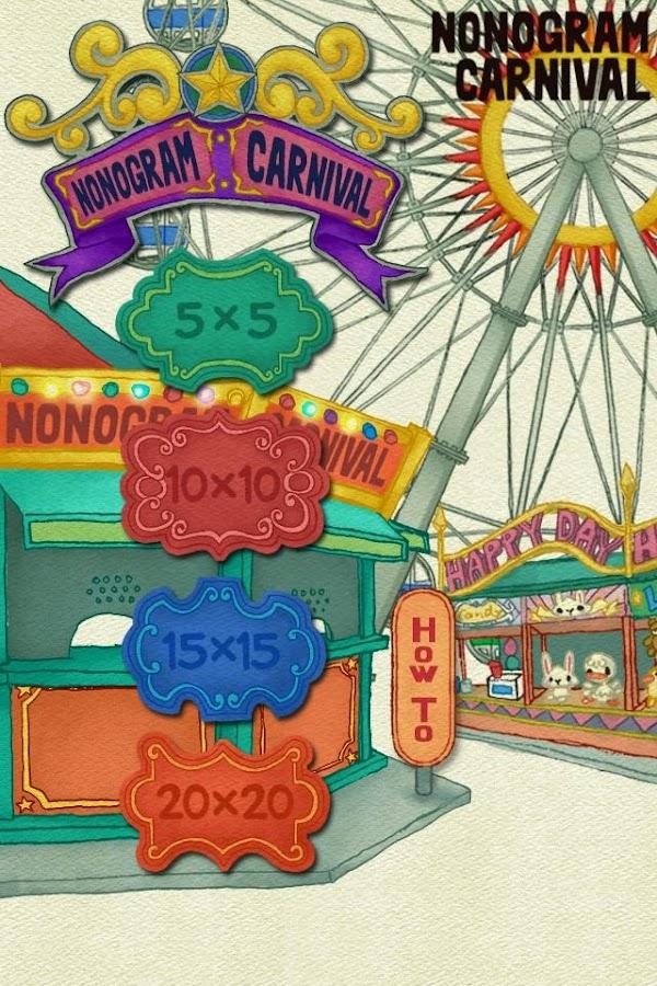 Nonogram-Carnival-Picross 20