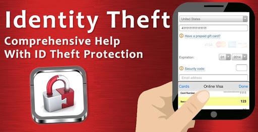 【免費生產應用App】Identity Theft-APP點子