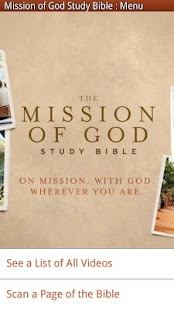 Mission of God Video Player- screenshot thumbnail