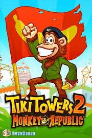 Tiki Towers 2: Monkey Republic Screenshot 1