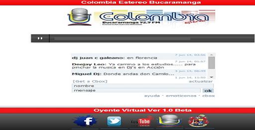 Colombia Estereo Bucaramanga